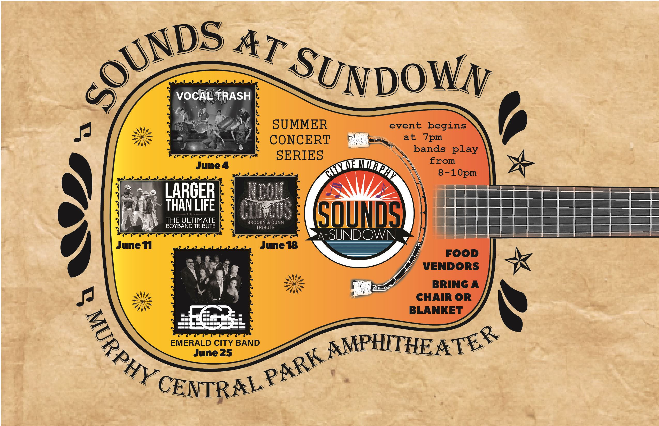 Sounds at Sundown Ad 2021
