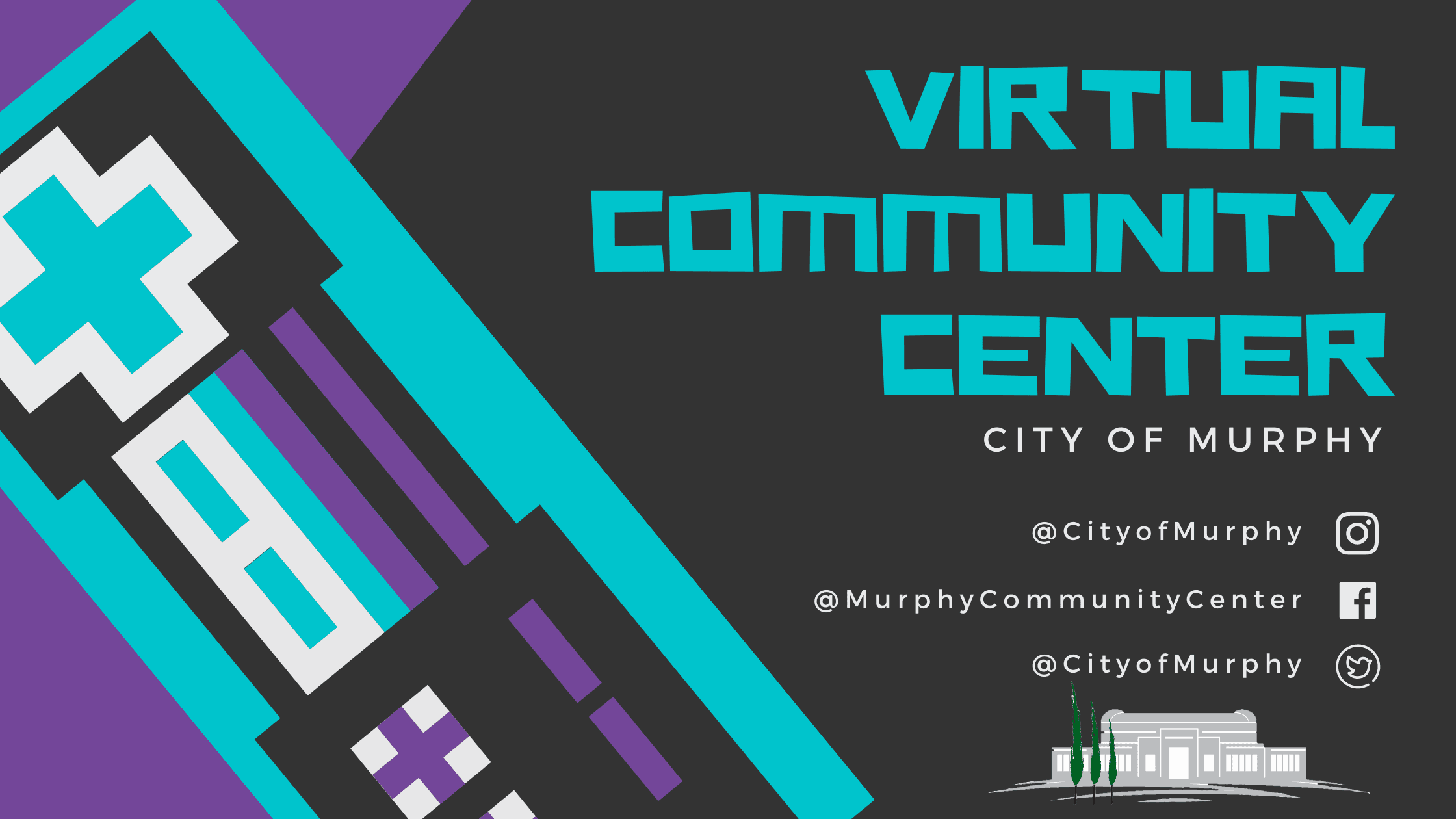 Virtual Community Center Opens in new window